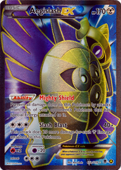 Aegislash EX 65a/119 Full Art Promo - Premium Trainer's XY Collection