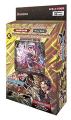 Buddyfight BFE-X-TD03 Thunderous Warlords Alliance Trial Deck