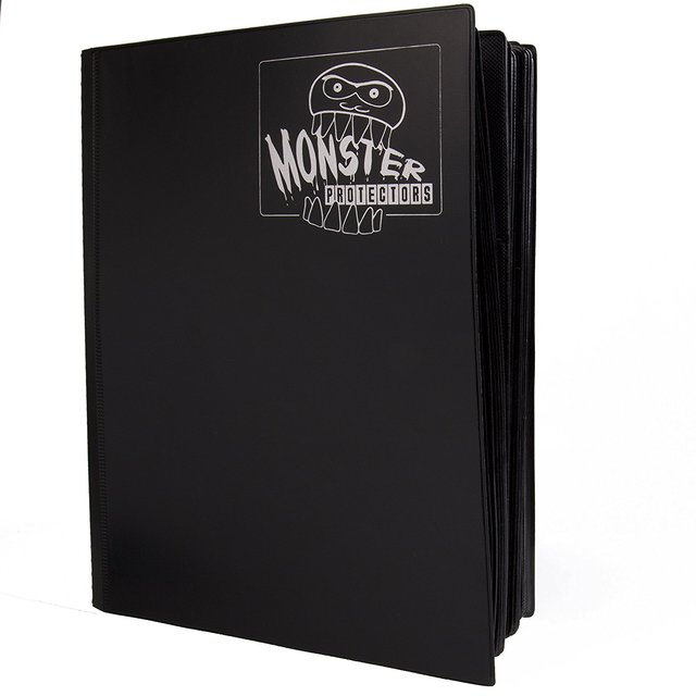 Monster Protectors 9-Pocket Mega Binder