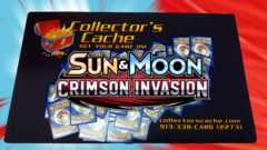 Pokemon SM4 Crimson Invasion Complete Set (124 Cards)