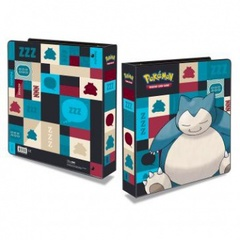 Ultra Pro Pokemon Snorlax 2-Inch 3-Ring Album Binder