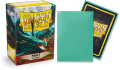 Dragon Shield Classic Standard-Size Sleeves - Mint - 100ct