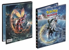 Ultra Pro Pokemon Sun & Moon SM4 Crimson Invasion 4-Pocket Portfolio - Silvally/Buzzwole