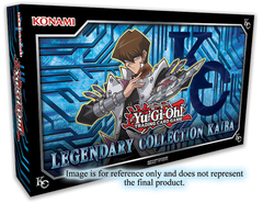Yu-Gi-Oh Legendary Collection Kaiba Box