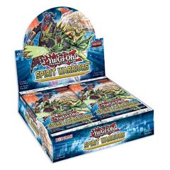 Yu-Gi-Oh Spirit Warriors Booster Box