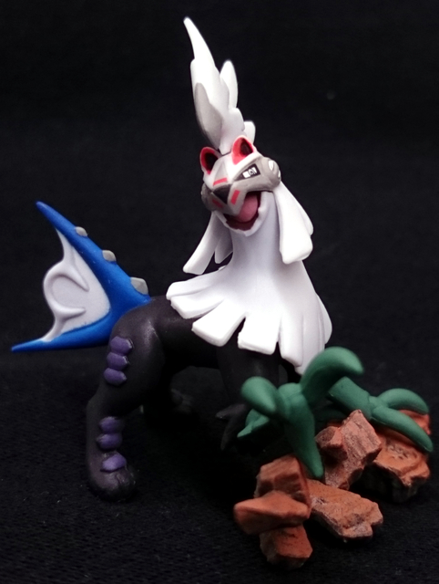 Silvally Figure - Silvally Figure Collection