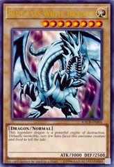 Blue-Eyes White Dragon - KACB-EN001 - JUMBO OVERSIZED Promo - Kaiba's Collector Box