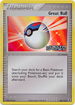 Great Ball - 90/113 - Uncommon - Reverse Holo