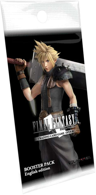 Final Fantasy TCG Opus IV Collection Booster Pack