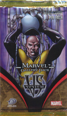 VS System Marvel Gallery Packs Booster Pack