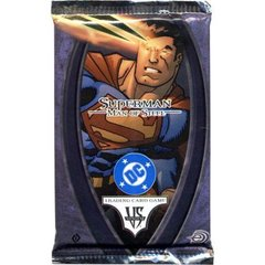VS System Superman Man of Steel Booster Pack