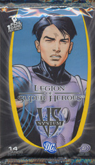 VS System Legion of Super Heroes Booster Pack