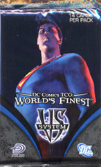 VS System World's Finest Booster Pack
