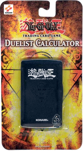 Official Konami Yu-Gi-Oh! Duelist Calculator