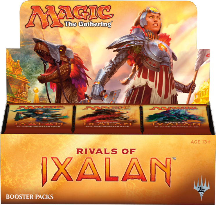 MTG Rivals of Ixalan Booster Box (English)