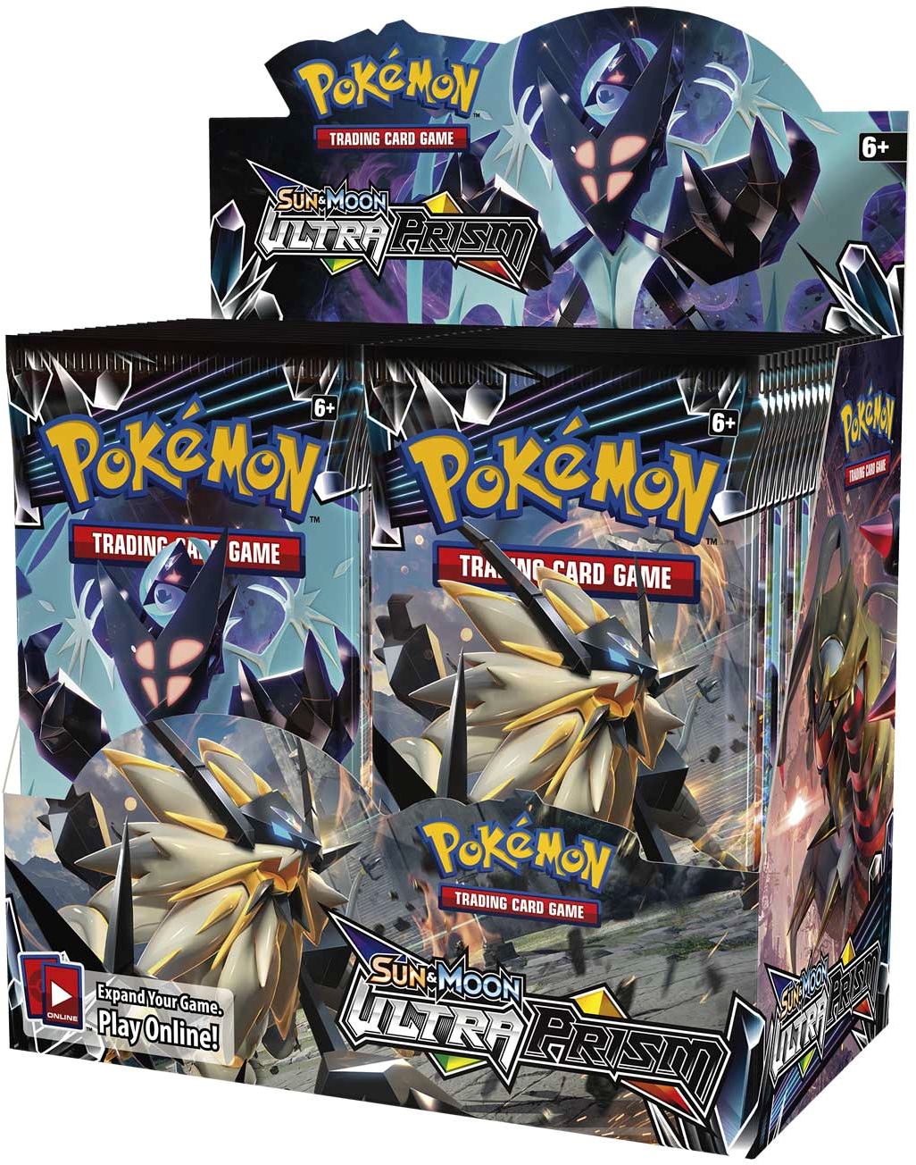 Pokemon Sun & Moon SM5 Ultra Prism Booster Box