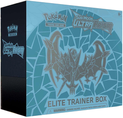 Pokemon Sun & Moon SM5 Ultra Prism Dawn Wings Necrozma Elite Trainer Box