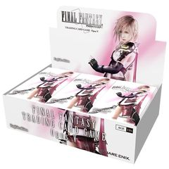Final Fantasy TCG Opus V Collection Booster Box