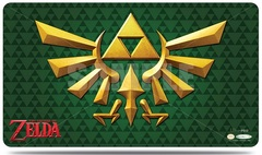Ultra Pro Legend of Zelda Green Crest Playmat