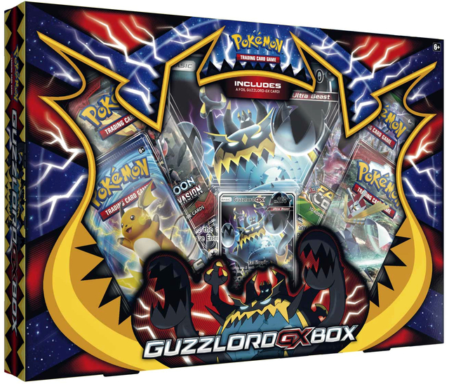 Pokemon Guzzlord GX Collection Box