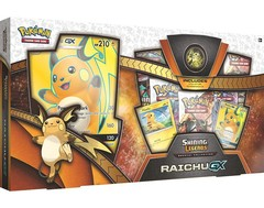 Pokemon Shining Legends Special Collection: Raichu GX