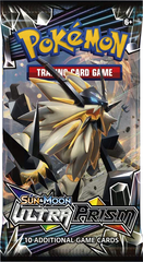 Pokemon Sun & Moon SM5 Ultra Prism Booster Pack