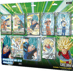 Dragon Ball Super Card Game Expansion Deck Box Set 01: Mighty Heroes