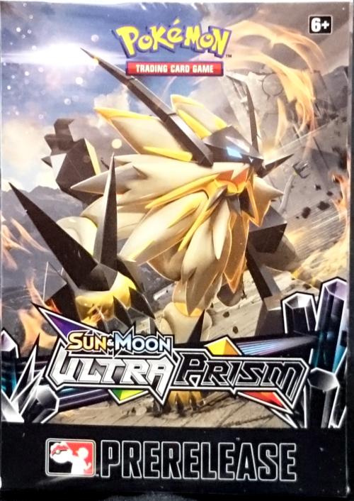 pokemon sun moon sm5 ultra prism prerelease kit pokemon sealed