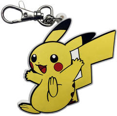 Pikachu Sidekick Collection Dangle Keychain