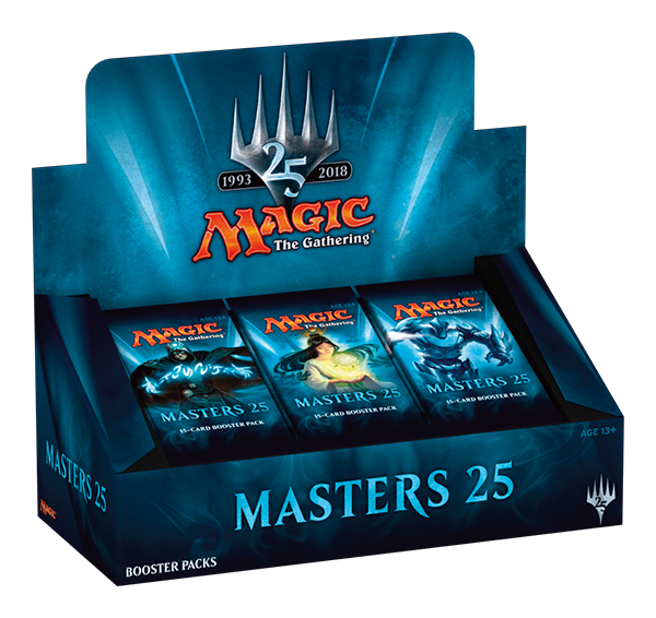 MTG Masters 25 Booster Box (English)