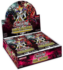Yu-Gi-Oh Dark Saviors 1st Edition Booster Box