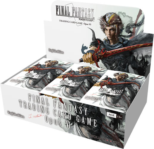 Final Fantasy TCG Opus VI Collection Booster Box