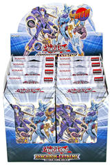 Yu-Gi-Oh Synchron Extreme Structure Deck 8ct Display