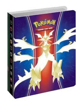 Pokemon Sun & Moon SM6 Forbidden Light Mini Collectors Album