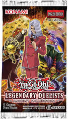 Yu-Gi-Oh Legendary Duelists: Ancient Millennium  Booster Pack