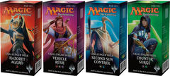 MTG Set of 4 Challenger Decks