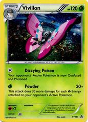 Vivillon XY137 Cosmos Holo Promo - Fates Collide Blister Packs