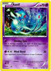 Azelf XY142 Cosmos Holo Promo - Steam Siege Blister Packs
