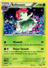 Bellossom 4/98 Cosmos Holo Promo - Legacy Evolution Pin Collection