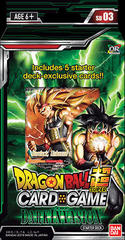Dragon Ball Super Card Game DBS-SD03 Series 3 Starter Deck
