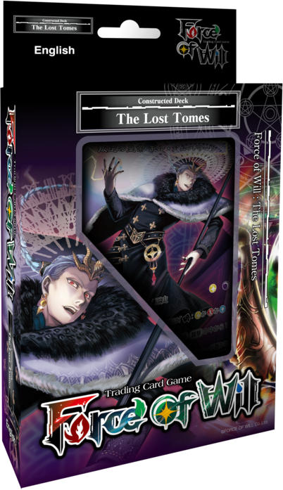 Force of Will Reiya Cluster