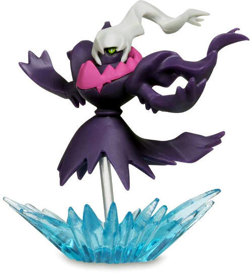 Shiny Darkrai Figure - Shiny Darkrai GX Figure Collection