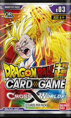 Dragon Ball Super Card Game DBS-B03