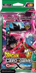 Dragon Ball Super Card Game DBS-SP03