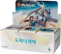 MTG Dominaria Booster Box (Korean) 도미나리아
