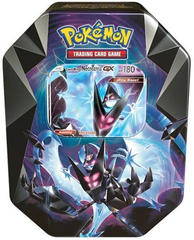 Pokemon Necrozma Prism Tins: Dawn Wings Necrozma GX