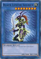 Black Luster Soldier - YGLD-ENA01 - Common - Unlimited Edition