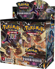 Pokemon Sun & Moon SM6 Forbidden Light Booster Box