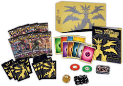 Pokemon Sun & Moon SM6 Forbidden Light Elite Trainer Box