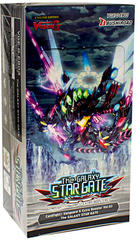 Cardfight!! Vanguard VGE-G-EB03 The Galaxy Star Gate Extra Booster Box